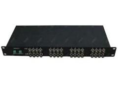 LERS-BNC十六路路监控视频信号防雷器