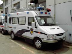 A39警用指挥车