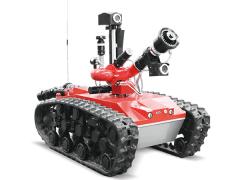 开诚防爆消防灭火侦察机器人
