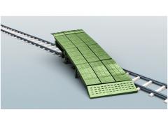 HZ应急轻型拼装式铁路站台
