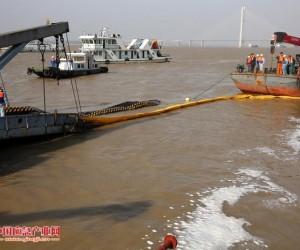 长江岳阳区段船舶溢油应急联动演练在巴陵石化举行