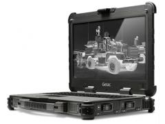 Getac x500全强固式笔记本电脑