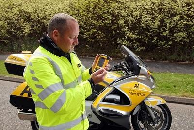 Getac 协助英国最大道路救援服务