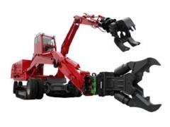 八达重工 双动力双臂手系列化大型救援机器人