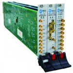 睿信丰 PXI-41GNSS导航信号模拟与转发模块
